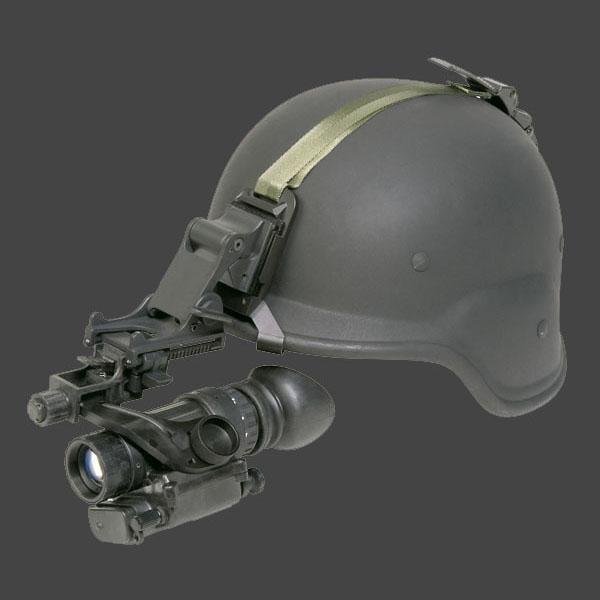 pvs vision night gen helmet monocular kit exelis mount pinnacle enforcer nh atn