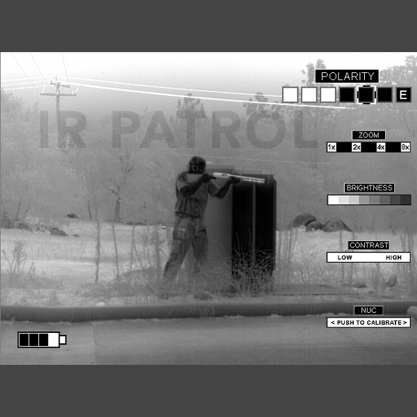 ir patrol advanced multi purpose thermal imaging monocular night